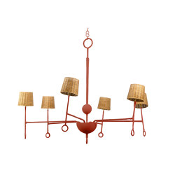Crawford | Crawford Chandelier | Suspended lights | Porta Romana