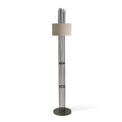 Flynn | Flynn Caged Floor Lamp | Free-standing lights | Porta Romana
