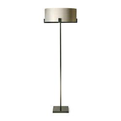 Cross Braced Floor Lamp | Free-standing lights | Porta Romana