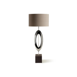 Sculpted Manhattan | Small Sculpted Manhattan Lamp | Table lights | Porta Romana