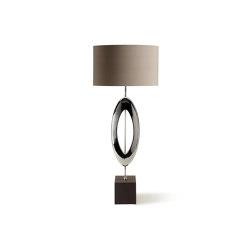 Sculpted Manhattan | Small Sculpted Manhattan Lamp | Luminaires de table | Porta Romana