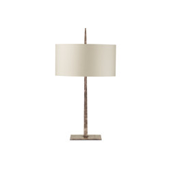 Tapering | Small Tapering Harral Lamp | Table lights | Porta Romana