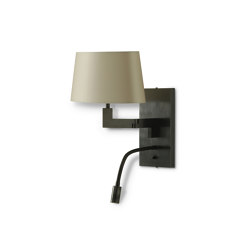 Bedside Wall Light | Wall lights | Porta Romana