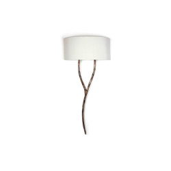 Yves Wall Light - Taper Right | Wall lights | Porta Romana