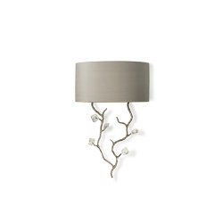 Blossom | Trailing Blossom Wall Light | Wall lights | Porta Romana