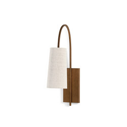 Willow Wall Light | Wall lights | Porta Romana