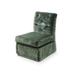 Slipper Chair | Armchairs | Porta Romana