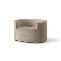 Corbeille | Small Corbeille Sofa | Sessel | Porta Romana