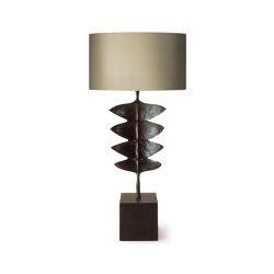 Giacometti | Giacometti Leaf Lamp | Table lights | Porta Romana