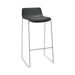 fina bar 6451 | Bar stools | Brunner