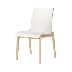 fina wood 6802 | Chairs | Brunner