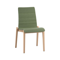 fina wood 6822 | Chairs | Brunner