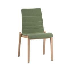 fina wood 6822 | Chairs | Brunner
