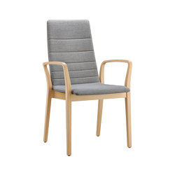 fina wood 6832/A | Chairs | Brunner