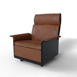 Sesselprogramm 620: Hohe Rückenlehne | Sessel | Vitsoe