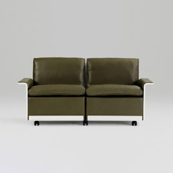620 Chair Programme: Two seat sofa | Sofas | Vitsoe