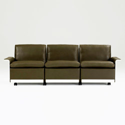 620 Chair Programme: Three seat sofa | Sofas | Vitsoe