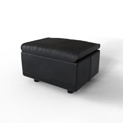 620 Chair Programme: Footstool | Pufs | Vitsoe