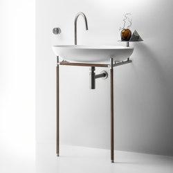 Monsieur Inox | Wash basins | Falper