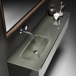 Edge Glass | Armarios lavabo | Falper
