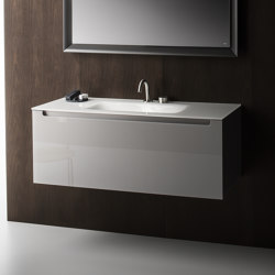Edge Glass | Vanity units | Falper