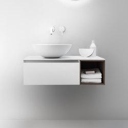 Quattro.Zero | Armarios lavabo | Falper