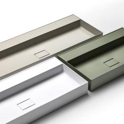 Quattro.Zero D7H - D7I | Wash basins | Falper