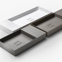 Quattro.Zero D8H | Wash basins | Falper