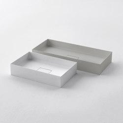 Quattro.Zero D8J | Wash basins | Falper