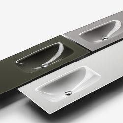 Vetro | Wash basins | Falper