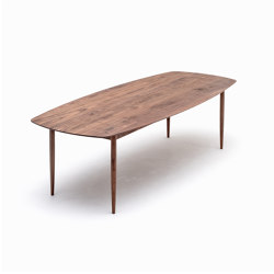 Dining table | Dining tables | Kunst by Karimoku