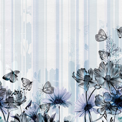 Flowerlines | Revestimientos de paredes / papeles pintados | Inkiostro Bianco