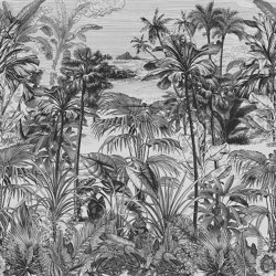 Jubatus | Wall coverings / wallpapers | Inkiostro Bianco