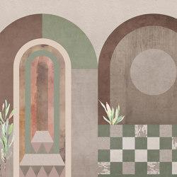Proiezioni   Wall coverings / wallpapers   Inkiostro Bianco