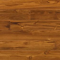Legni del Doge | Teak Africa Accaudeo | Wood flooring | Itlas