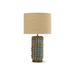 Husk | Ceramic Husk Lamp | Table lights | Porta Romana