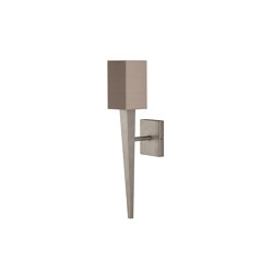 Tapering | Small Tapering Wall Light | Wall lights | Porta Romana