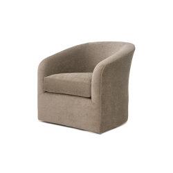 Swivel Chair | Poltrone | Porta Romana