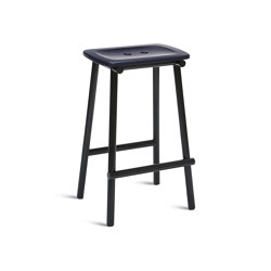 Tubby Tube Counter Stool | Wooden seat | Counter stools | Please Wait to be Seated