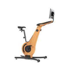 NOHrD Bike Pro Cherry | Exercise bikes | WaterRower
