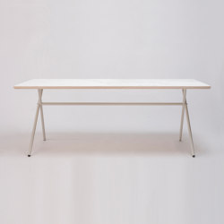 Bai Table Steel | Dining tables | ONDARRETA