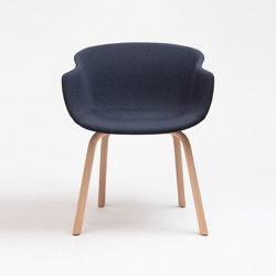 Bai Wood Chair | Chairs | ONDARRETA