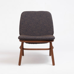 Lana Easychair Wood | Armchairs | ONDARRETA