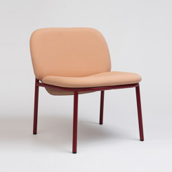 Lana Easychair Steel   Armchairs   ONDARRETA