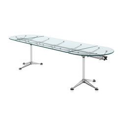 Burdick Group Table | Contract tables | Herman Miller