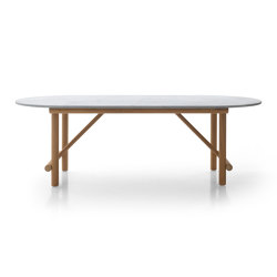 Ayana | Dining tables | B&B Italia