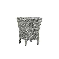 AMARI FULLY WOVEN SIDE TABLE SQUARE 45 | Tavolini alti | JANUS et Cie