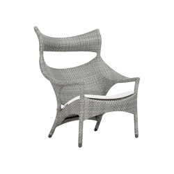AMARI HIGH BACK LOUNGE CHAIR | Sillones | JANUS et Cie