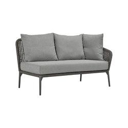 KNOT MODULE 2 SEAT LEFT | Sofás | JANUS et Cie
