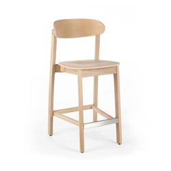 Arch Barstool - Oak Natural | Counterstühle | Wildspirit